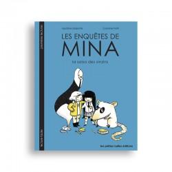Les enquêtes de Mina - la...